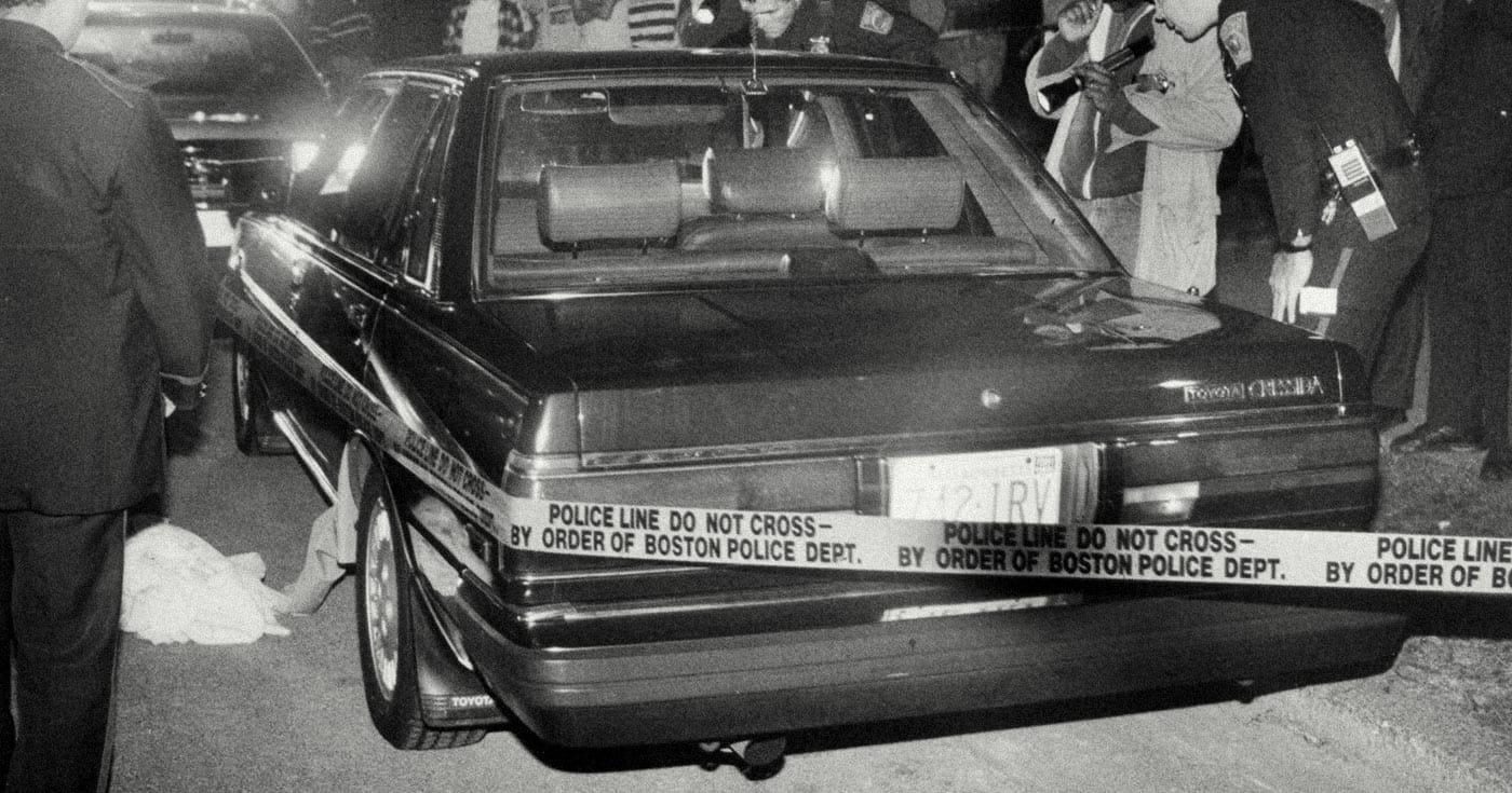 Oct. 25, 1989   Boston Police Harass Black Neighborhoods After False Shooting Charge