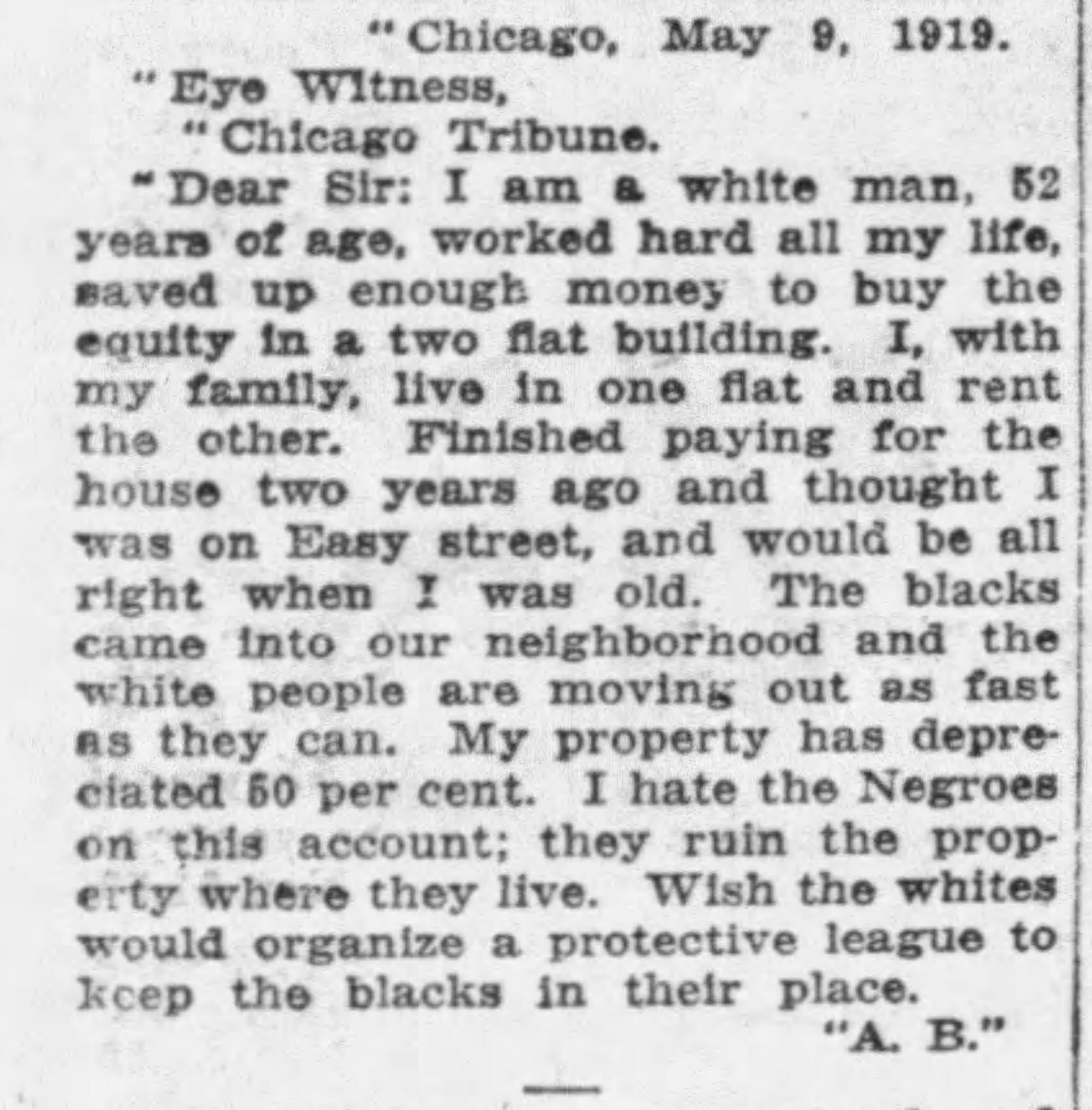 Chicago Tribune | May 10, 1919, Page 12